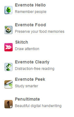 evernote-other-products