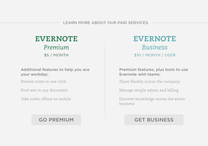 evernote-premium-and-business