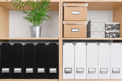 organizing a home office. home officetech organizing a office