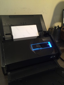 ScanSnap iX500 great for photo scanning