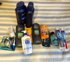 Personal items to pack for study abroad