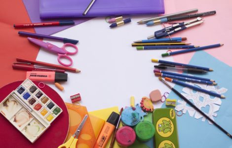 Getting organized for back-to-school